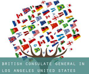 British Consulate General in Los Angeles, United States