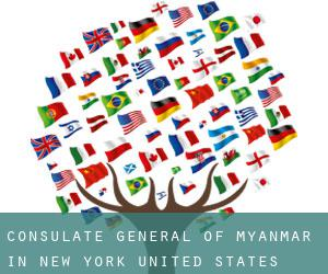 Consulate General of Myanmar in New York, United States