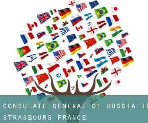 Consulate General of Russia in Strasbourg, France