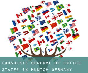 Consulate General of United States in Munich, Germany
