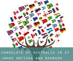 Consulate of Australia in St. Johns, Antigua and Barbuda