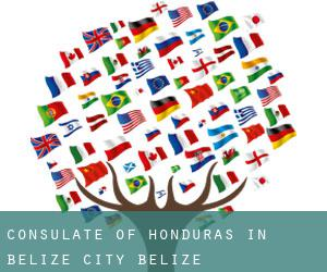 Consulate of Honduras in Belize City, Belize