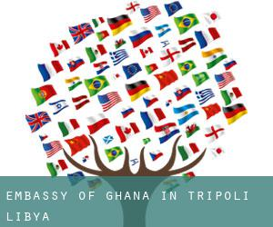 Embassy of Ghana in Tripoli, Libya
