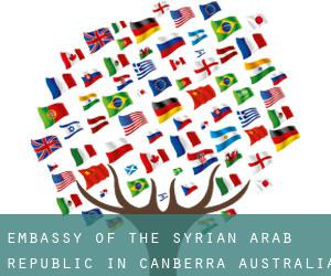 Embassy of the Syrian Arab Republic in Canberra, Australia