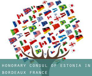 Honorary Consul of Estonia in Bordeaux, France