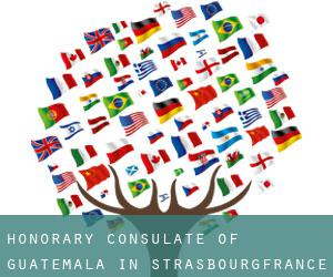 Honorary Consulate of Guatemala in Strasbourg,France