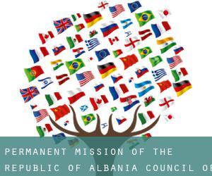 Permanent Mission of the Republic of Albania Council of Europe Strasbourg